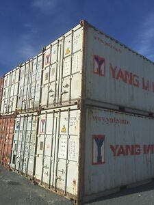 20' CONTAINERS FOR SALE. $2500