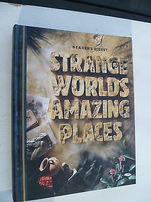 Used, Reader's Digest Book - Strange Worlds, Amazing Places - 1994 for sale  Shipping to Nigeria