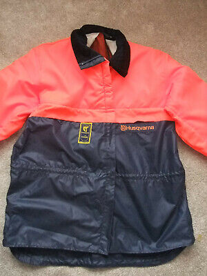 Husqvarna Technical Chain Saw SIZE M. Protective Jacket Class 1 Forestry