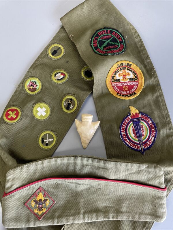 Boy Scout Late 1950