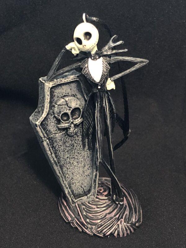 Nightmare Before Christmas Jack Skellington Christmas Ornament