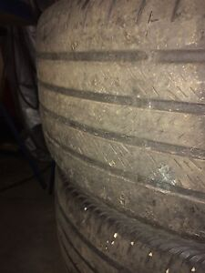 """19"""" Ford Rims w/ 235/40/19 tires"""