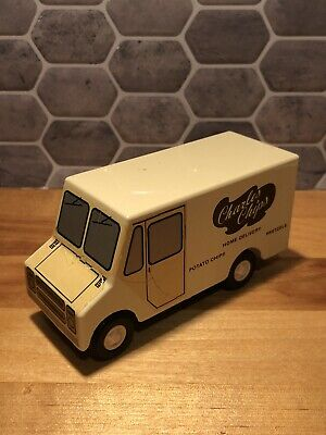 Vintage Charles Chips Ralstoy 22 Diecast Truck Very Nice!