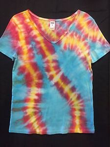 WOMENS TYE DYE  TOPS Cleveland Redland Area Preview