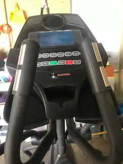 Elliptical Impulse Cross Trainer