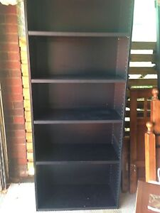 2 bookcase/display cabinets- excellent condition Hamersley Stirling Area Preview