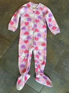 Children's Place Onesie PJ, Girls Sz 3
