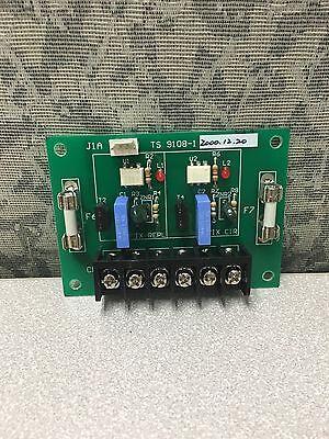 Heidelberg Quicksetter Plate Maker D- 24107 Kiel Ts 9108-1 Board