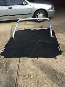 VINYL UTE COVER & ROLL BAR $250.00 Hoppers Crossing Wyndham Area Preview