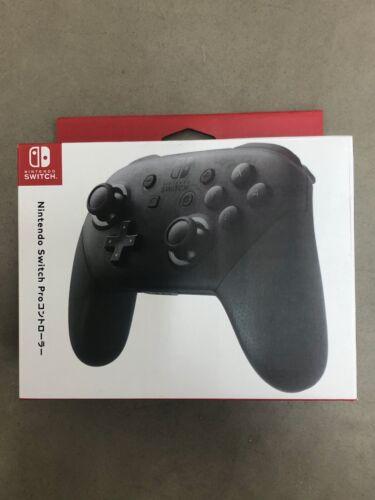Nintendo Switch Wireless Pro Bluetooth Controller Gamepad Joystick Remote Black