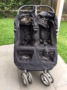 Baby Jogger City Mini Double Pram Brunswick Moreland Area Preview
