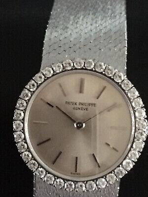 Patek Philippe Ladies Diamond Watch 3355/1