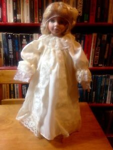 Porcelain Collectors Doll