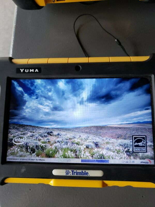 Trimble Yuma Tablet Rugged Handheld Computer IC 5817A-YUMA Free Shipping