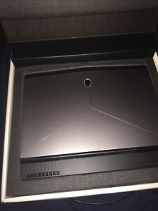 Alienware laptop (négociable)No paypal No Etransfer