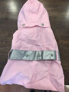 Dog Reflective Raincoat in Medium