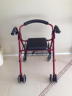 Mobility Walker with seat and basket Teralba Lake Macquarie Area Preview