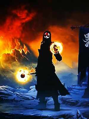 Diablo 3 Nintendo Switch - Totenbeschwörer/Zauberer -Black Gear - High END