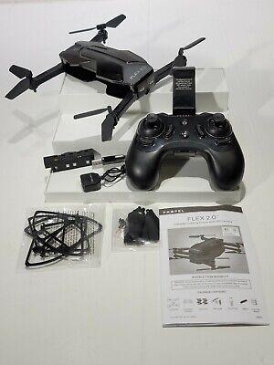Actuate Flex 2.0 Compact Folding Drone W HD Camera NO Box