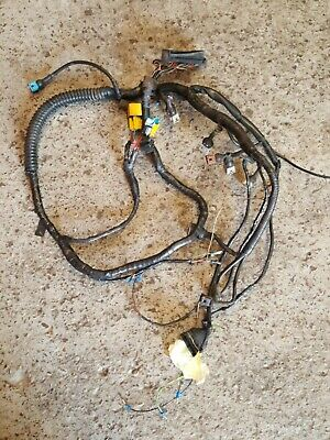 Cosworth YB Wiring Loom -  L6 MK1-MK2 Escort Cosworth Weber Engine Loom RHD