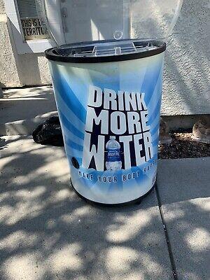 Aquafina Refrigerated Barrel Cooler