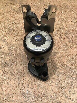 Manitowoc Ice Machine Water Circulating Pump 76-2306-3. 115vac