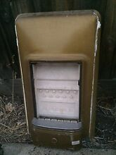 Gas wall heater with surround Pascoe Vale Moreland Area Preview