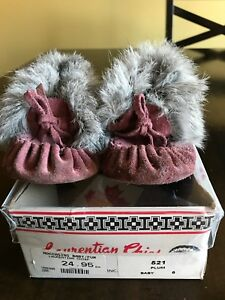 Little Girl Slippers