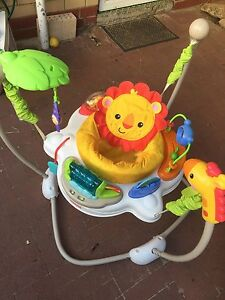 Jumperoo - Fisher-Price Rainforest Maylands Bayswater Area Preview