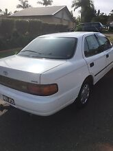 Toyota Camry cxx sedan 1994 Belmont Lake Macquarie Area Preview