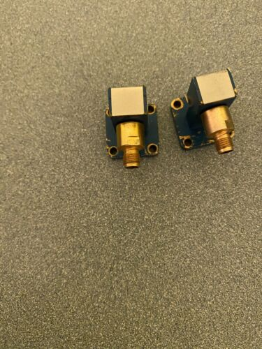 DORADO  WAVEGUIDE WR-42 ADAPTER TO PRECISION FEMALE 2.4 mm 18-26.5 GHZ  RARE