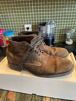 Guidi boots (Reverse Calf) Sz 8 (euro 41)