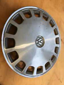 Vintage VW Metal Hubcap