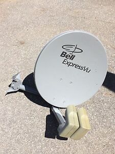 Coupole Satellite Bell