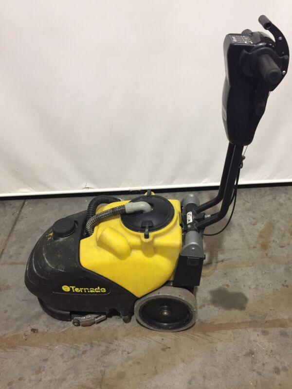 Tornado Professional Rechargeable Floor Scrubber 99414