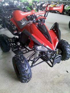 * NEW QUADS* 125cc with Remote and Rear Air Bag Shock Absorber