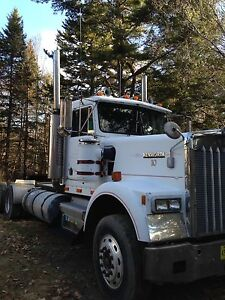 Kenworth conventional tractor