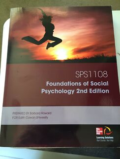 Social psychology in western australia books gumtree australia foundations of social psychology 2nd edition fandeluxe Image collections