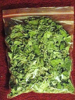 Dried Catnip whole leaf, Medium,2 oz dry weight, approx. 8-10 cups, fresh dried