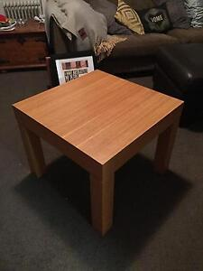 Large wooden side tables (PAIR) Bondi Eastern Suburbs Preview