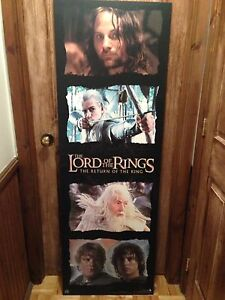 Affiches laminées Lord of the Ring