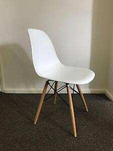 6x REPLICA EAMES CHAIRS - SET FOR SALE Bondi Eastern Suburbs Preview