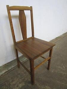 D4069 Vintage Oak Chair Unley Unley Area Preview