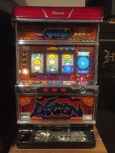 Slot Machine with tokens