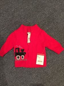 Size 3M NWT Christmas sweater