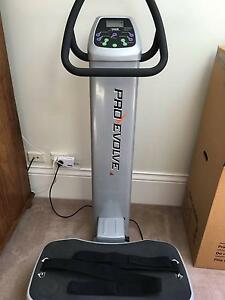 Pro Evolve Vibration Trainer Woollahra Eastern Suburbs Preview