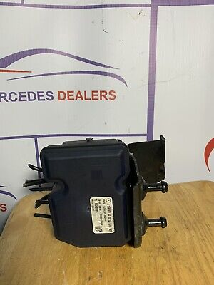 MERCEDES-BENZ GLE ML ABS Pump And Control Module W166 350d A1669013400