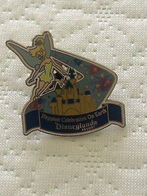 Disney Trading Pin Tinker Bell Happiest Celebration on Earth - vintage
