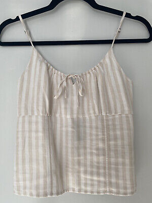 Abercrombie and Fitch Women's Top - Size XS