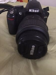 Nikon D3100 + Memory Cards (Bundle) Camira Ipswich City Preview
